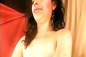 Pregnant shitting - webcam scat show