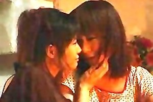 Japanese lesbian vomit game