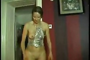 Scat smearing and sucking wife