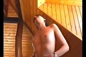 Scat in home - shitting wife