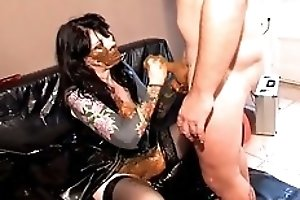 Kinky scat fetish hardcore with Veronica