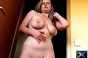 Extreme scat POV with kinky Anastasia
