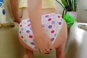 Panties full of scat
